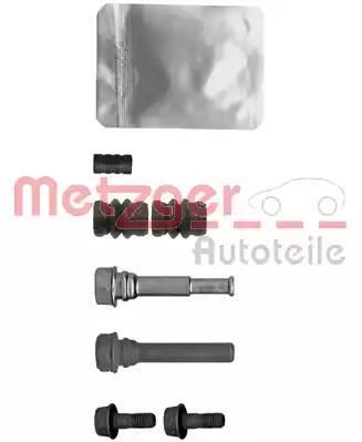 Комплект направляющей суппорта METZGER 1131490X