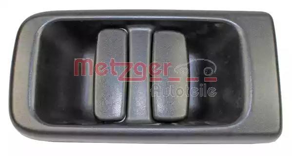 Облицовка бампера METZGER 2310507