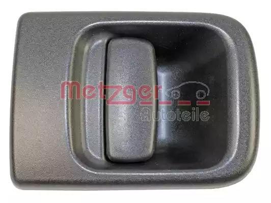Облицовка бампера METZGER 2310508
