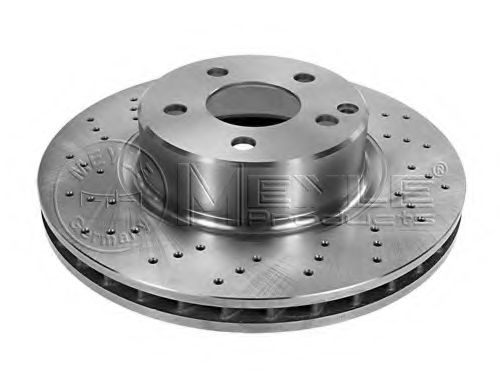 Тормозные диски MEYLE 0155212048