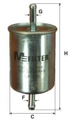 Топливный фильтр MFILTER BF305