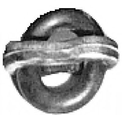 Крепление выхлопной трубы Metalcaucho 00056