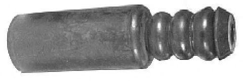 Комплект пыльника и отбойника Metalcaucho 00998