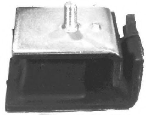 Подушка двигателя Metalcaucho 02460