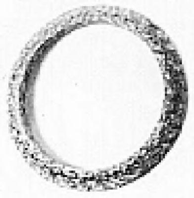 Прокладка приемной трубы Metalcaucho 02890
