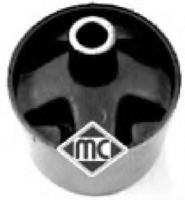 Подушка коробки передач Metalcaucho 02921