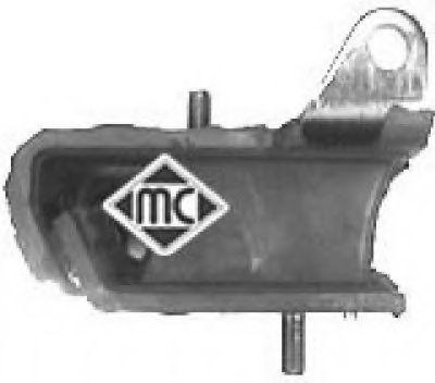 Подушка двигателя Metalcaucho 02922