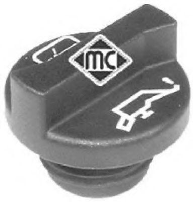 Крышка маслозаливной горловины Metalcaucho 03704