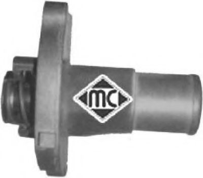 Вискомуфта Metalcaucho 03756