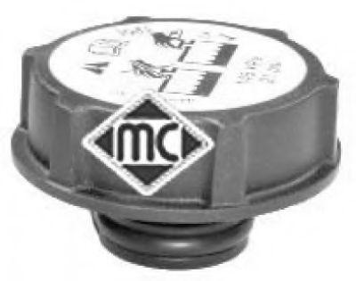 Крышка расширительного бачка Metalcaucho 03801
