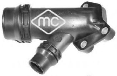 Фланец охлаждающей жидкости Metalcaucho 03912