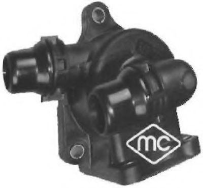 Фланец охлаждающей жидкости Metalcaucho 03915