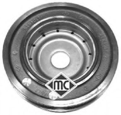 Шкив коленвала Metalcaucho 04162