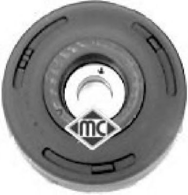Шкив коленвала Metalcaucho 04441