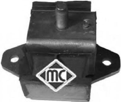 Подушка коробки передач Metalcaucho 04623