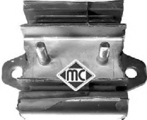 Подушка коробки передач Metalcaucho 04702