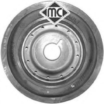 Шкив коленвала Metalcaucho 04735