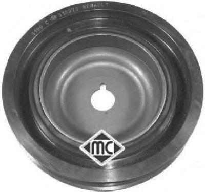 Шкив коленвала Metalcaucho 05138
