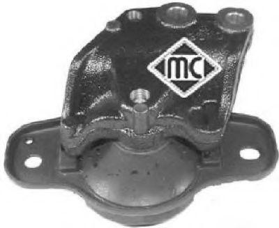 Подушка двигателя Metalcaucho 05198