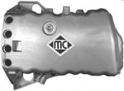 Масляный поддон Metalcaucho 05496