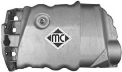 Воздушный патрубок Metalcaucho 05497