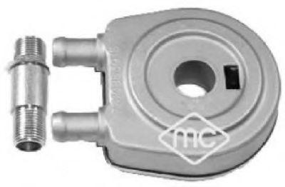 Масляный радиатор Metalcaucho 05943