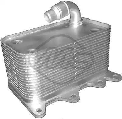 Масляный радиатор коробки передач Metalcaucho 06355