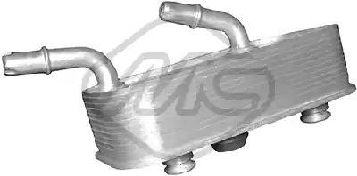 Масляный радиатор коробки передач Metalcaucho 06358