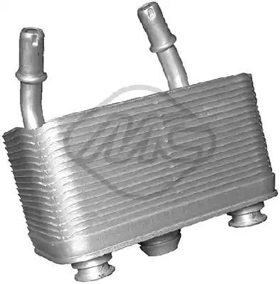 Масляный радиатор коробки передач Metalcaucho 06359