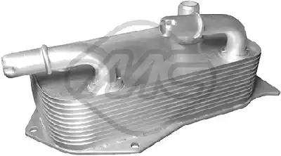 Масляный радиатор коробки передач Metalcaucho 06363