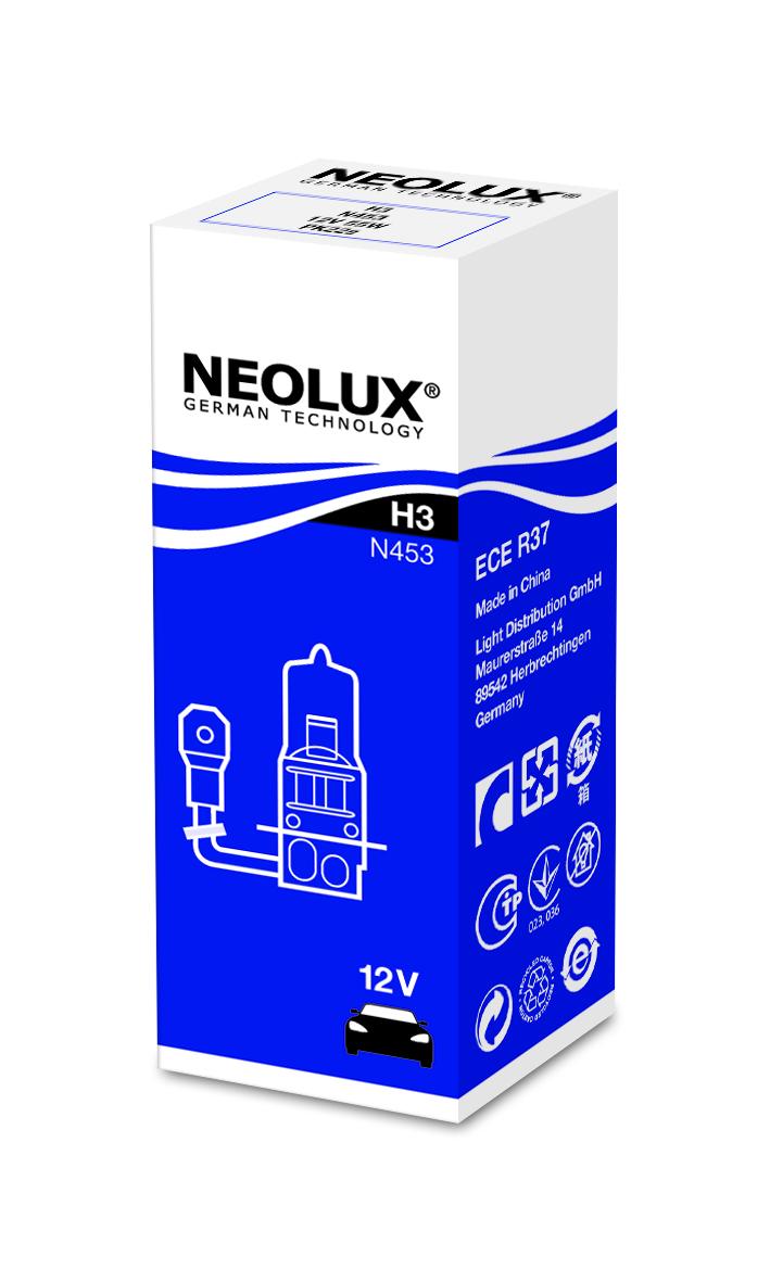Лампа ближнего света NEOLUX N453