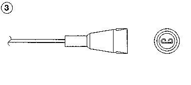 Лямбда-зонд NGK 0131