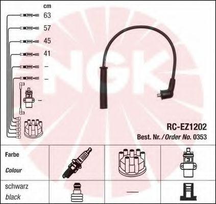 Коммутатор системы зажигания NGK 0353