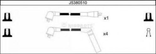 Трамблер NIPPARTS J5380510