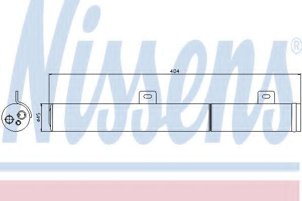 Осушитель кондиционера NISSENS 95315