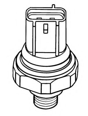 Пневматический клапан кондиционера NRF 38909
