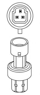 Пневматический клапан кондиционера NRF 38943