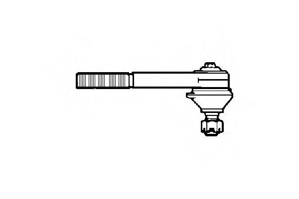 Наконечник рулевой тяги OCAP 0183529