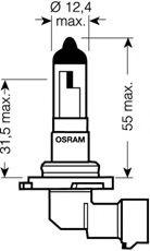 Лампа ближнего света OSRAM 9006