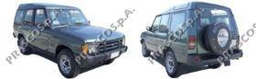 Бампер передний / задний PRASCO LR0271002