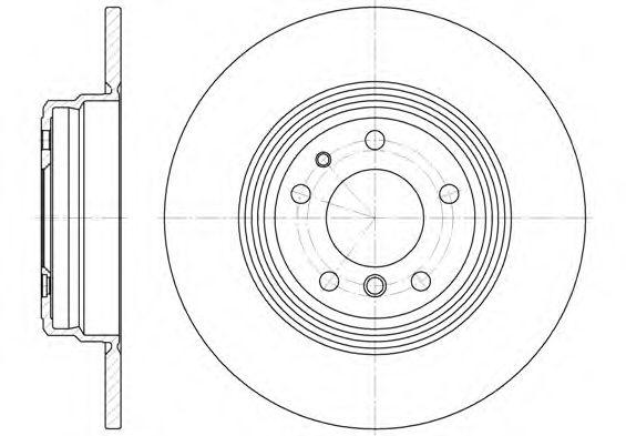 Тормозные диски REMSA 651000