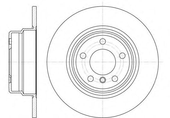 Тормозные диски REMSA 663200