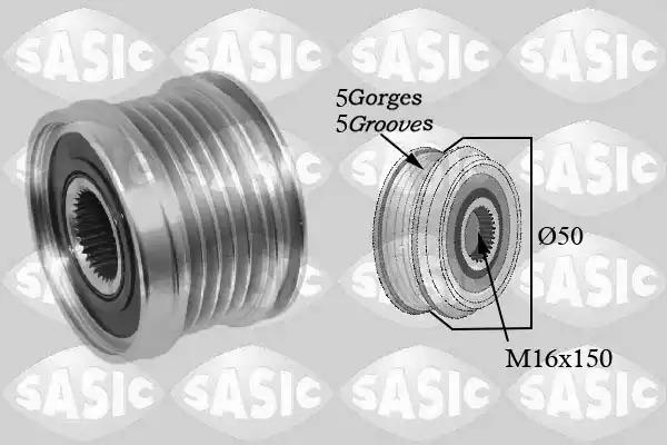 Шкив генератора SASIC 1676015