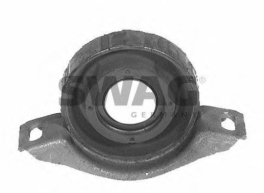 Подвесной подшипник карданного вала SWAG 10870022