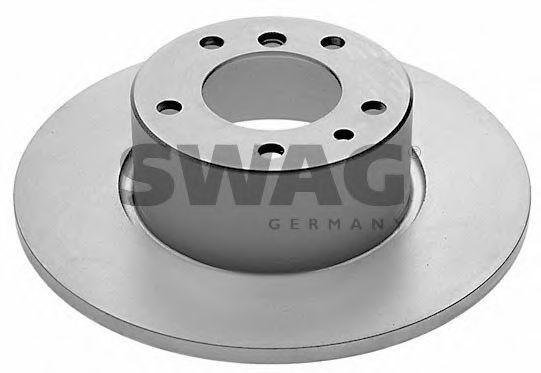 Тормозные диски SWAG 20901716