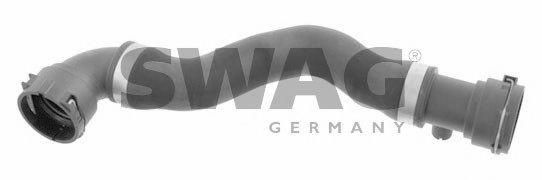Патрубок радиатора SWAG 20928680