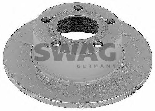 Тормозные диски SWAG 30909076