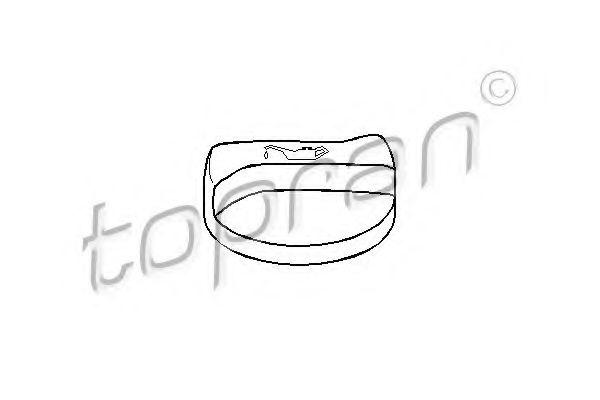 Крышка маслозаливной горловины TOPRAN 108232