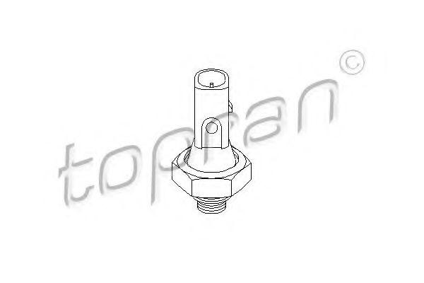 Датчик давления масла TOPRAN 108890