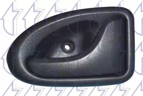 Облицовка бампера TRICLO 122074